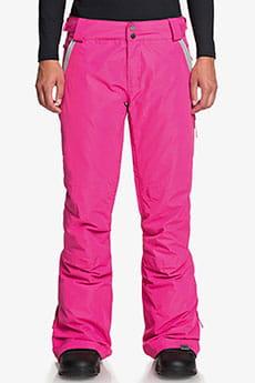 Штаны сноубордические женские Roxy Rushmore Beetroot Pink