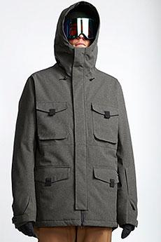 Голубой мужская сноубордическая куртка adversary