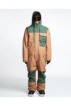 Комбинезон сноубордический Billabong Fuller Suit Ermine