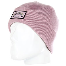 Шапка женская Billabong Origin Beanie Mauve