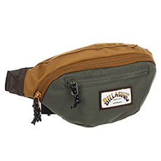 Сумка поясная Billabong Java Waistpack 2l Hash