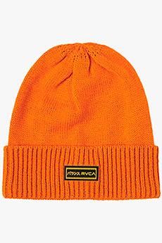 Шапка RVCA Hi Vis Beanie Orange
