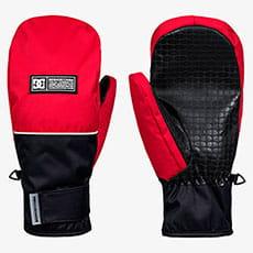 Варежки сноубордические DC Shoes Franchise Mitt Racing Red