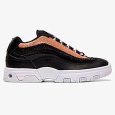 Кроссовки женские DC Shoes Legacy Lite Black/Gold
