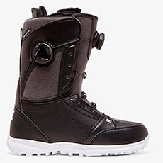 Ботинки для сноуборда DC Shoes Lotus Boax Black