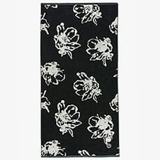Полотенце Rvca Sage Vaughn Towel Black