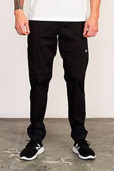 Штаны спортивные Rvca Spectrum Pant Ii Black