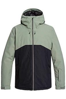 Куртка утепленная QUIKSILVER Sierra Agave Green