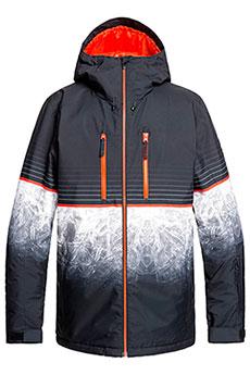 Куртка утепленная QUIKSILVER Silvertip Black Benzal