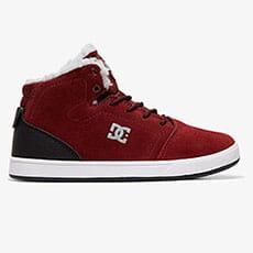 Кеды зимние DC Shoes Crisis High Wnt Shoe Bur Burgundy