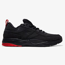 Кроссовки DC Shoes E.tribeka Wnt Black/Black/Red