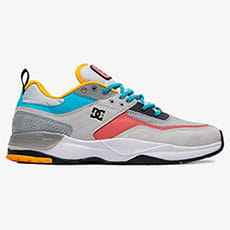 Кроссовки DC Shoes E.tribeka Se Shoe Xssb Grey/Grey/Blue