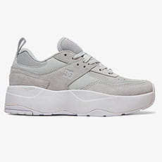 Кроссовки DC Shoes E.tribekaplat Shoe Grw Grey/White