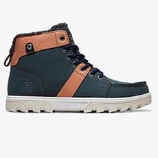 Ботинки высокие DC Shoes Woodland Boot Brg Brown/Grey