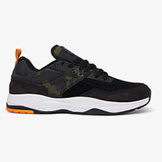 Кроссовки DC Shoes E.tribeka Se Shoe Black Print