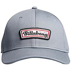 Кепка Billabong Walled Stretch Grey