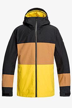 Куртка сноубордическая QUIKSILVER Sycamore Black