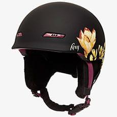 Шлем для сноуборда женский Roxy Angie Srt J Hlmt Black Magnolia