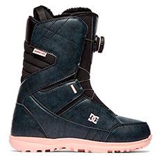 Ботинки для сноуборда детские DC Shoes Search Boax Black