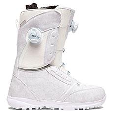 Ботинки для сноуборда DC Shoes Lotus J Boax Wht White