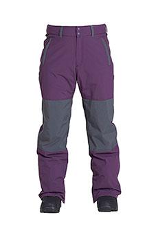 Штаны сноубордические  Tuck Knee  Purple