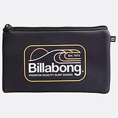Пенал Billabong Shorebreak Pencil Ca Black15