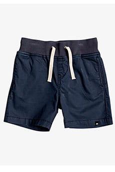 """Темно-синие детские шорты palm ozzy 16"""""""