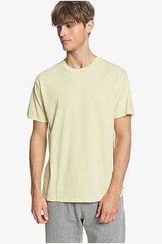 Розовый мужская футболка acid sun