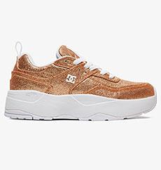 Женские кроссовки на платформе  DC SHOES E.Tribeka Platform
