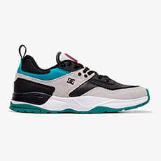 Кроссовки DC Shoes E.tribeka B Shoe Grey/Black/White