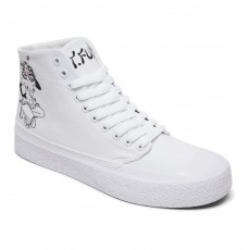 Кеды высокие DC Shoes Tfunk Hi X Tati M Shoe Wbk