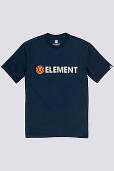 Синий мужская футболка с короткими рукавами blazin