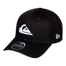 Мужская бейсболка Mountain & Wave Black Quiksilver
