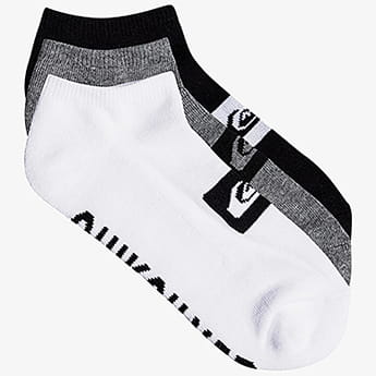 Короткие мужские носки (3 пары) Quiksilver