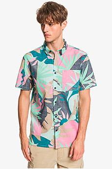 Мужская рубашка с коротким рукавом Quiksilver Tropical