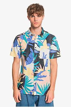 Мужская рубашка с коротким рукавом Tropical Quiksilver