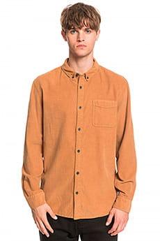Мужская вельветовая рубашка с длинным рукавом Smoke Trail Quiksilver