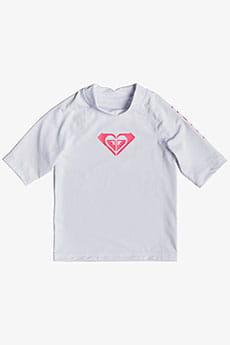 Гидрофутболка детская Roxy Wholehearted Ss K Sfsh-21