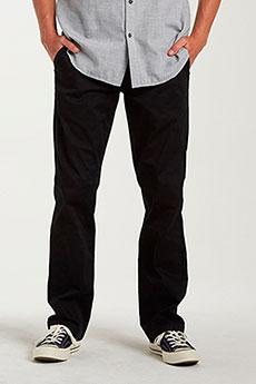 Коричневый брюки-чинос carter stretch