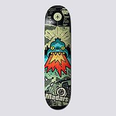 """Дека для скейтборда Element 8.25"""" Reptilicus Mad 1 8.25 (21 см)"""