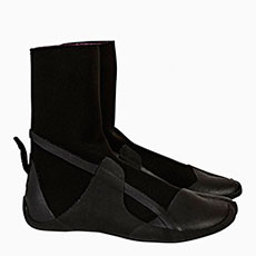 Гидроботинки женские  3mm Furn Syn St Boot 19 Черный