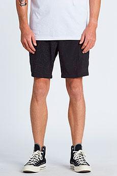 """Черный спортивные шорты surftrek rflx elastic 18"""""""