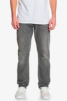 Джинсы DC Shoes Worker Straight Pant Light Grey