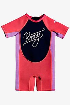 Гидрокостюм с молнией на спине для малышей Roxy 1.5mm Syncro