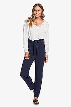 Женские брюки с высокой талией Flowered Swing