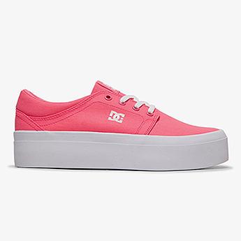 Женские кеды Women's Trase Platform TX DC Shoes