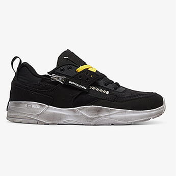 Кожаные кроссовки E.Tribeka Zip DC Shoes