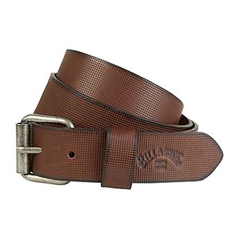 Персиковый кожаный мужской ремень daily leather