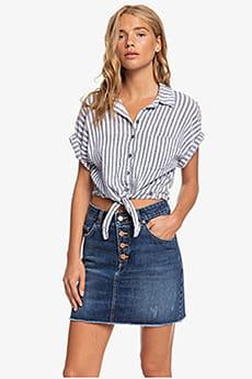 Женская джинсовая юбка с высокой талией Surfing Girl Power