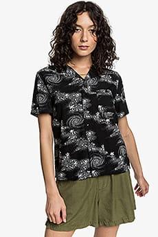 Женская рубашка с коротким рукавом Womens Quiksilver